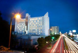ホテル クラウンパレス北九州