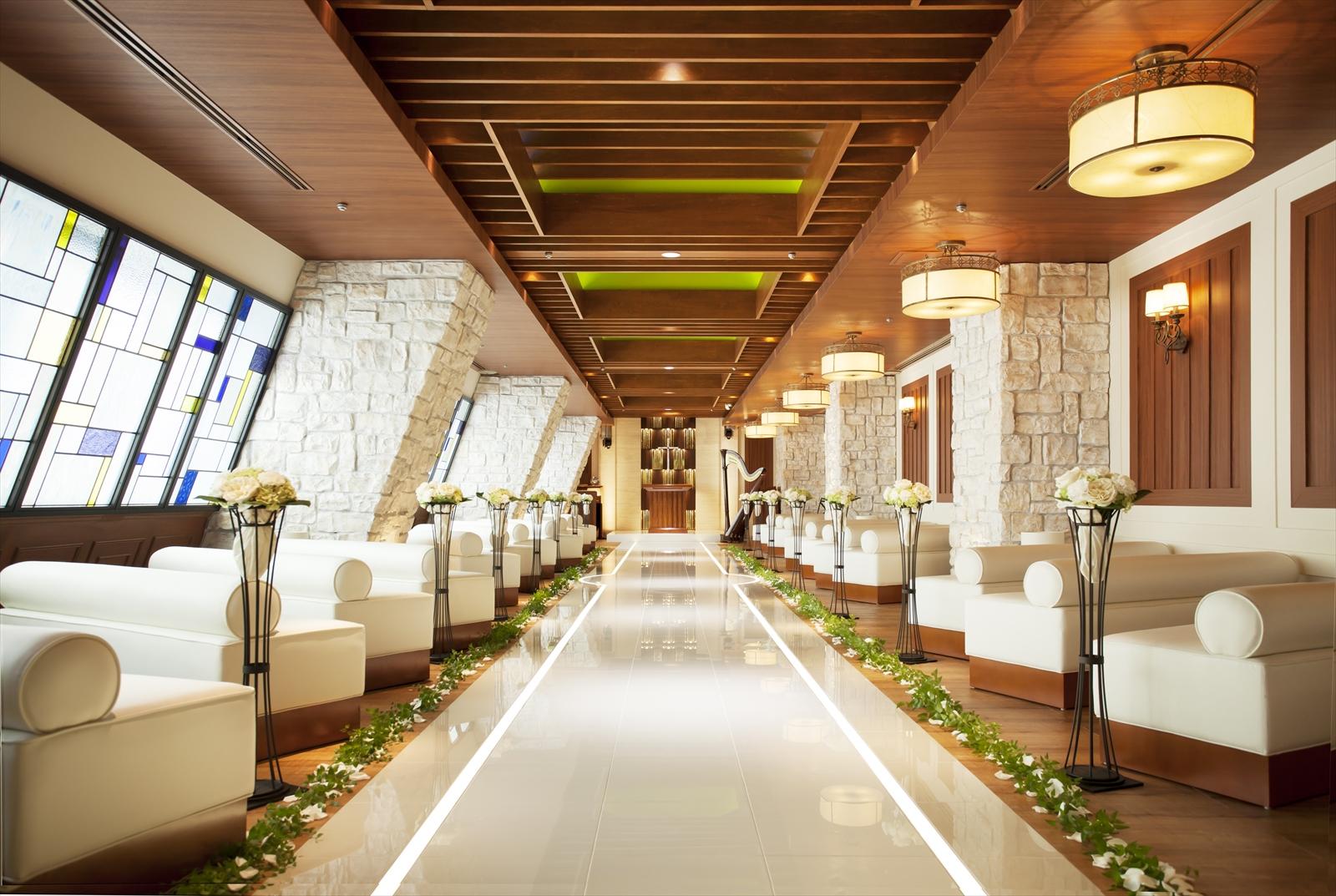 ホテル日航大阪 格安結婚式なら楽婚