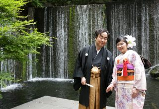 Shigemasa & Miho