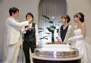 Hironori & Makiko & Shun