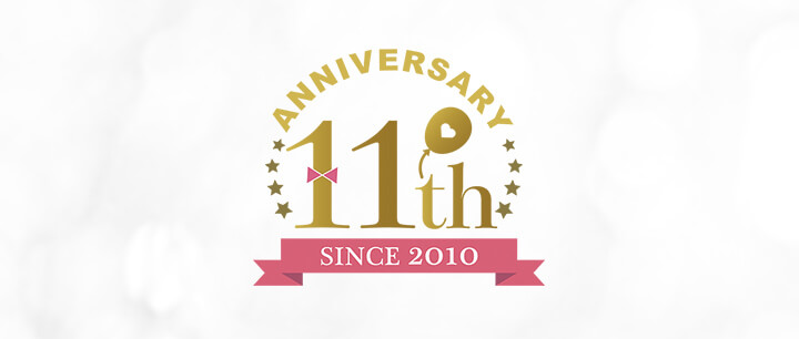 11周年記念特別キャンペーン