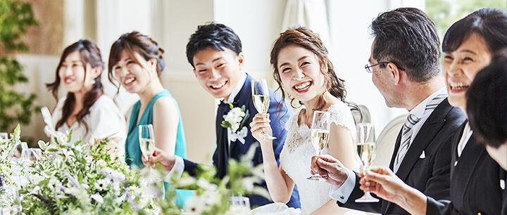 挙式&会食結婚式プラン