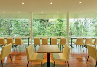 Cafe&Bar 結庵 (ホテル雅叙園東京内)