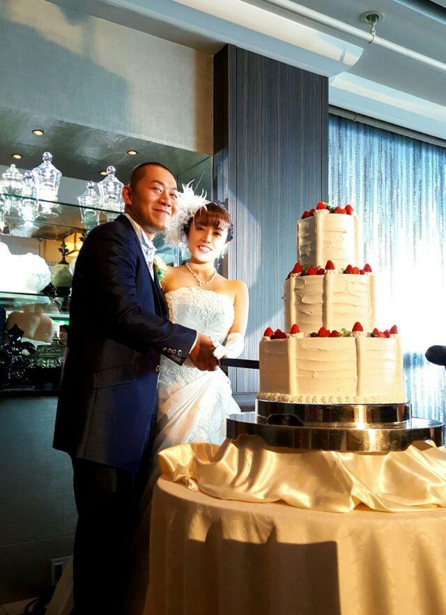 Masamitsu & Akiko & Osuke