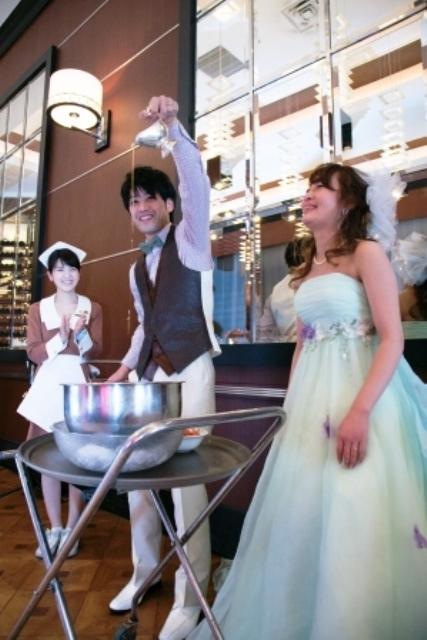 Seiichiro & Ayumi