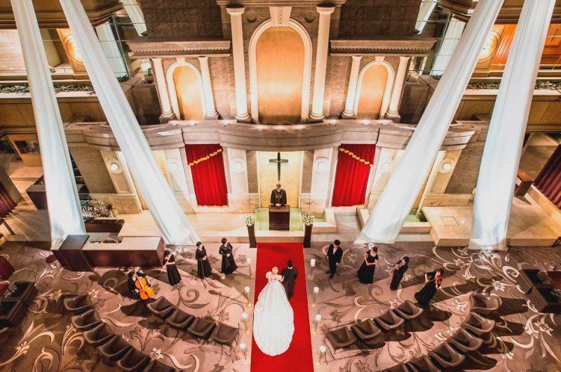 名古屋東急ホテル |格安結婚式なら楽婚
