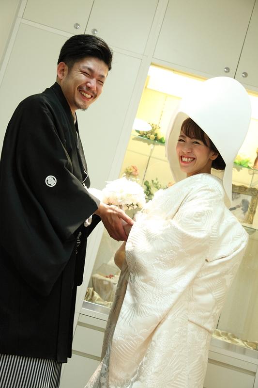 Shinichirou & Saori