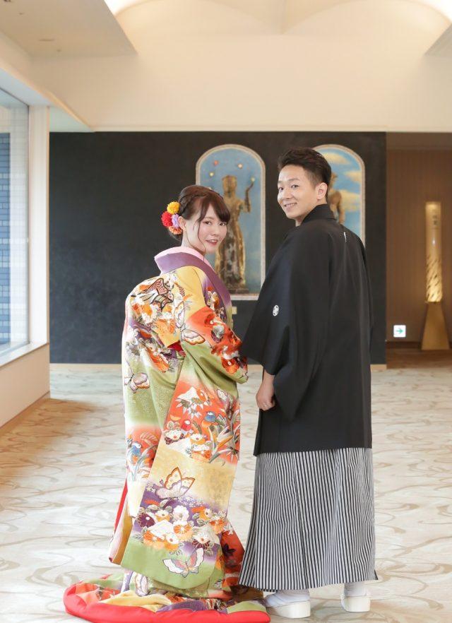 Shunya & Harumi