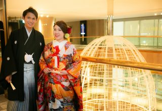 Tsuyoshi & Megumi