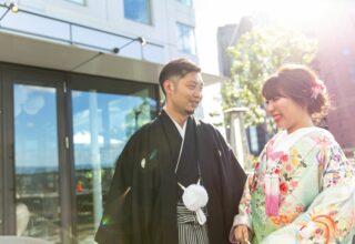 Hideyuki & Manami