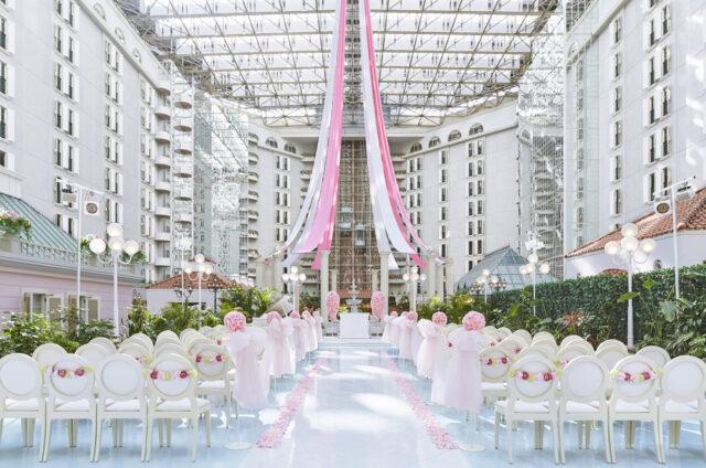 東京ベイ舞浜ホテル 結婚式