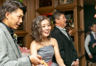 Shigeki & Kaho
