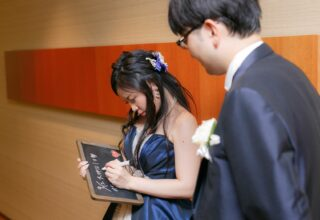 Toshifumi & Mayuko